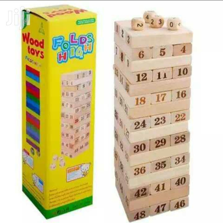 Archive: Jenga Blocks