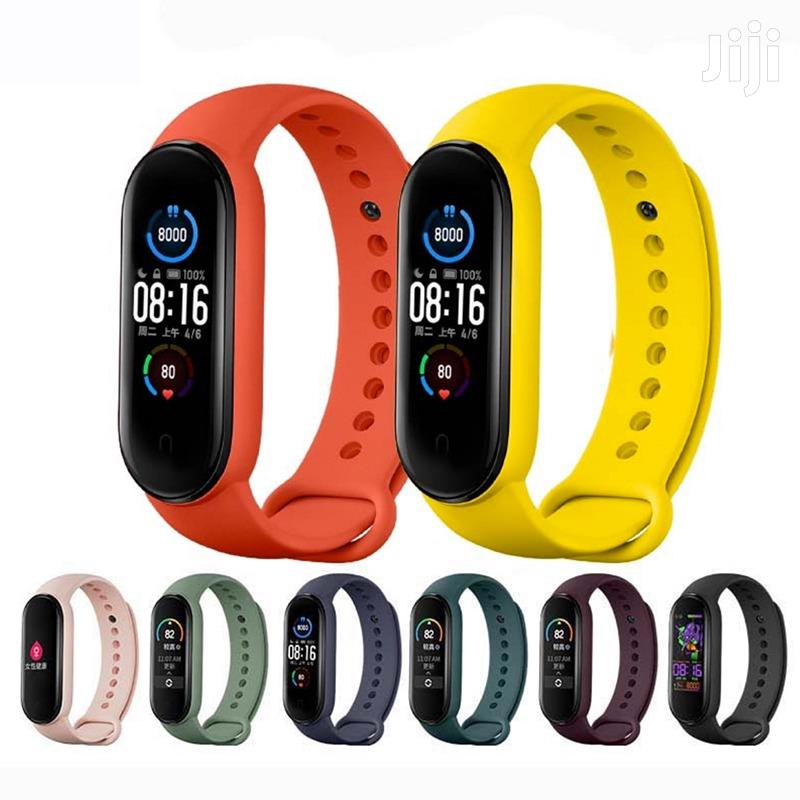 Xiaomi Mi Band 5   Smart Watches & Trackers for sale in Woodley/Kenyatta Golf Course, Nairobi, Kenya