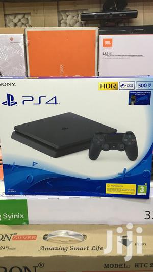 Ps4 Slim 500gb With One Controller   Video Game Consoles for sale in Nairobi, Nairobi Central