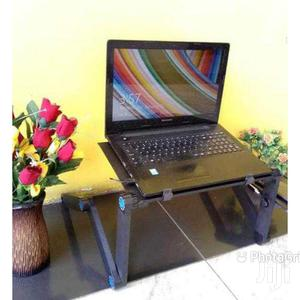 Laptop Stand With Cooling Fan Available