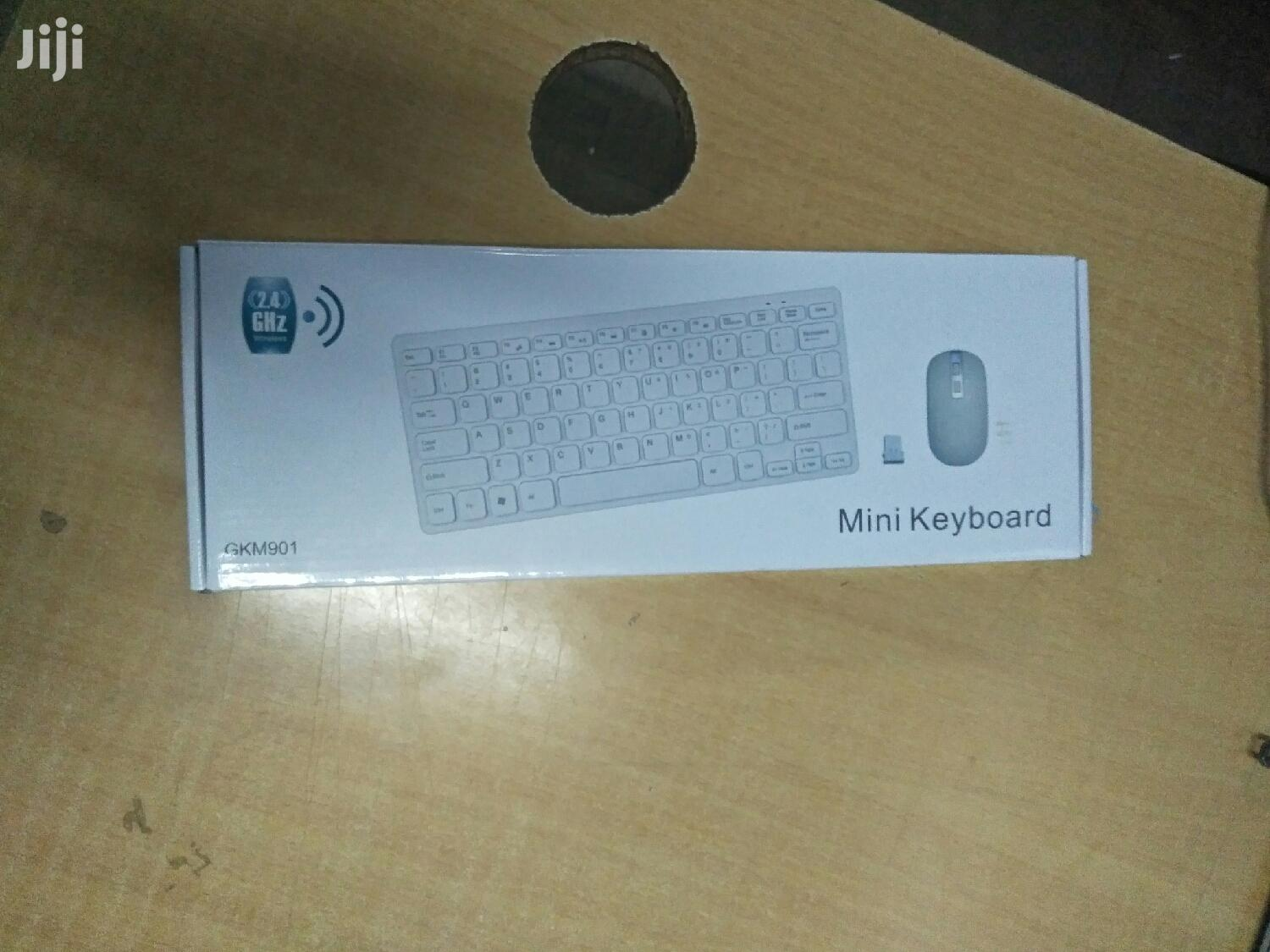 Wireless Mini Keyboard And Mouse | Computer Accessories  for sale in Nairobi Central, Nairobi, Kenya