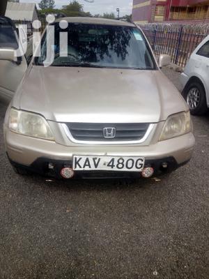 Honda CR-V 2002 Gold