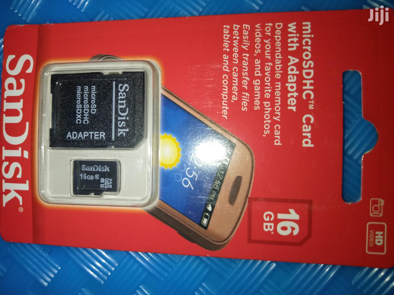 Original 16gb Memory Card | Accessories for Mobile Phones & Tablets for sale in Nairobi Central, Nairobi, Kenya