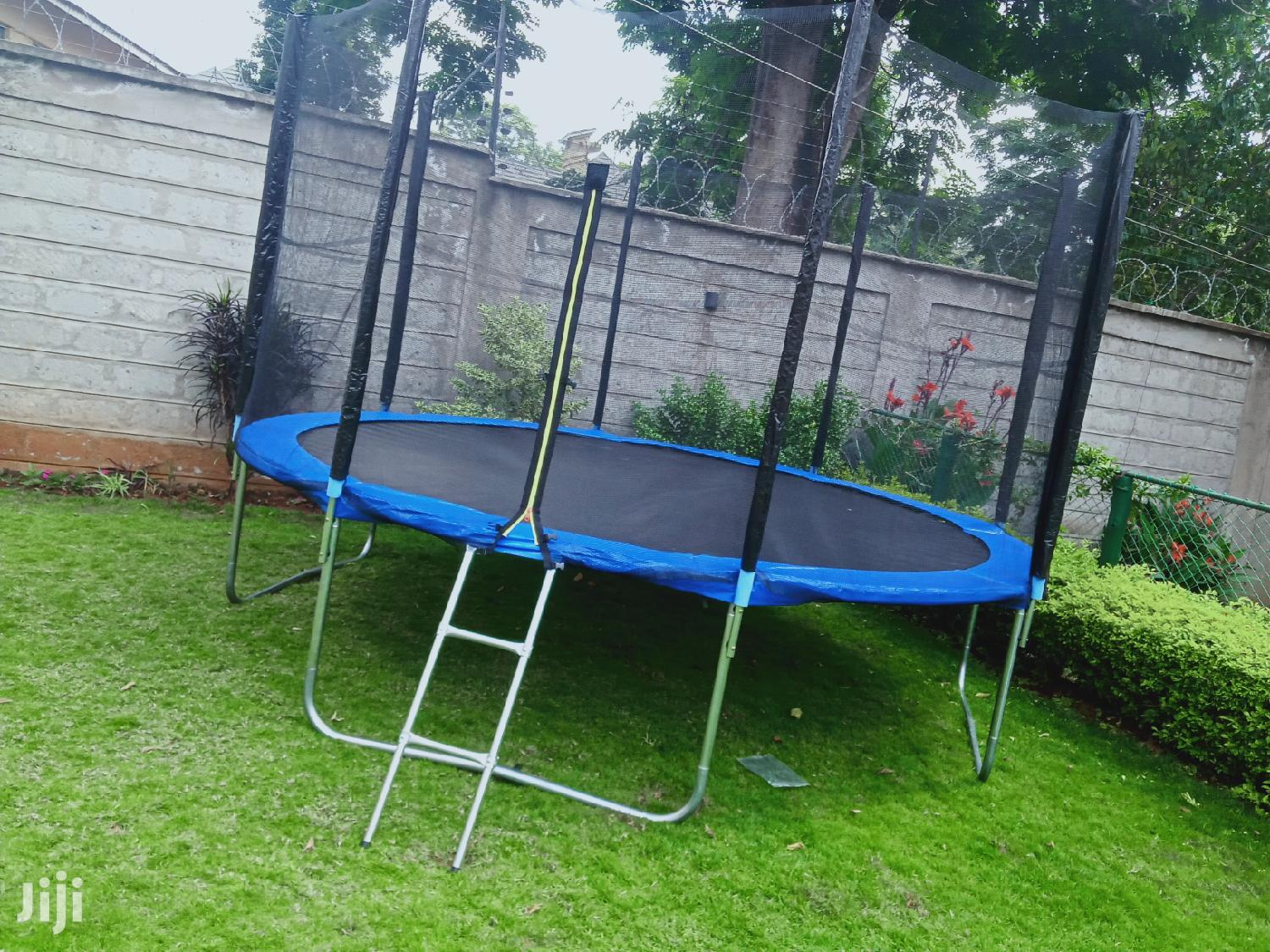 Trampolines For Children 10ft,12ft,14ft,16ft
