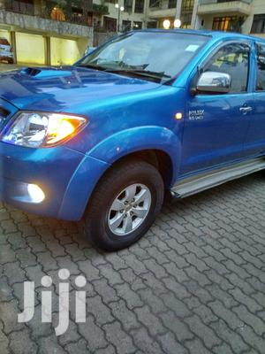 Toyota Hilux 2006 Blue