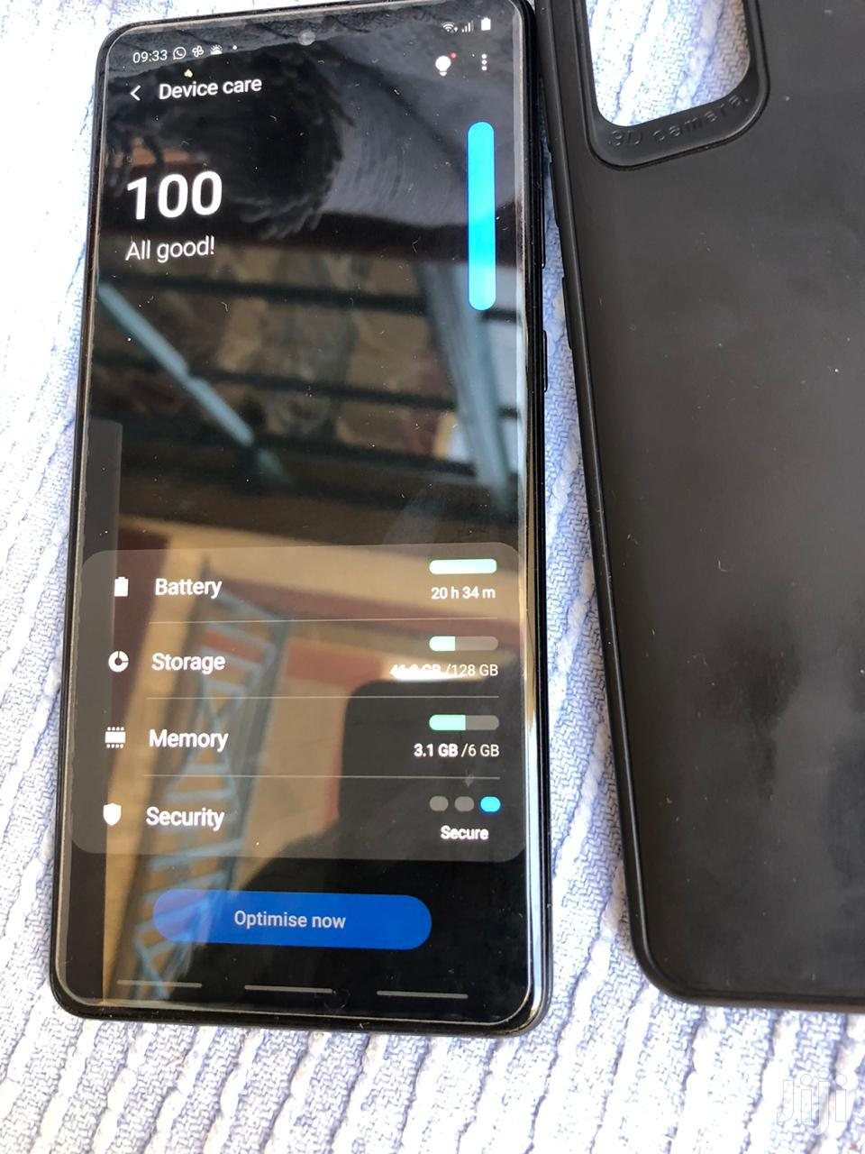 Samsung Galaxy A71 128 GB Blue | Mobile Phones for sale in Kilimani, Nairobi, Kenya