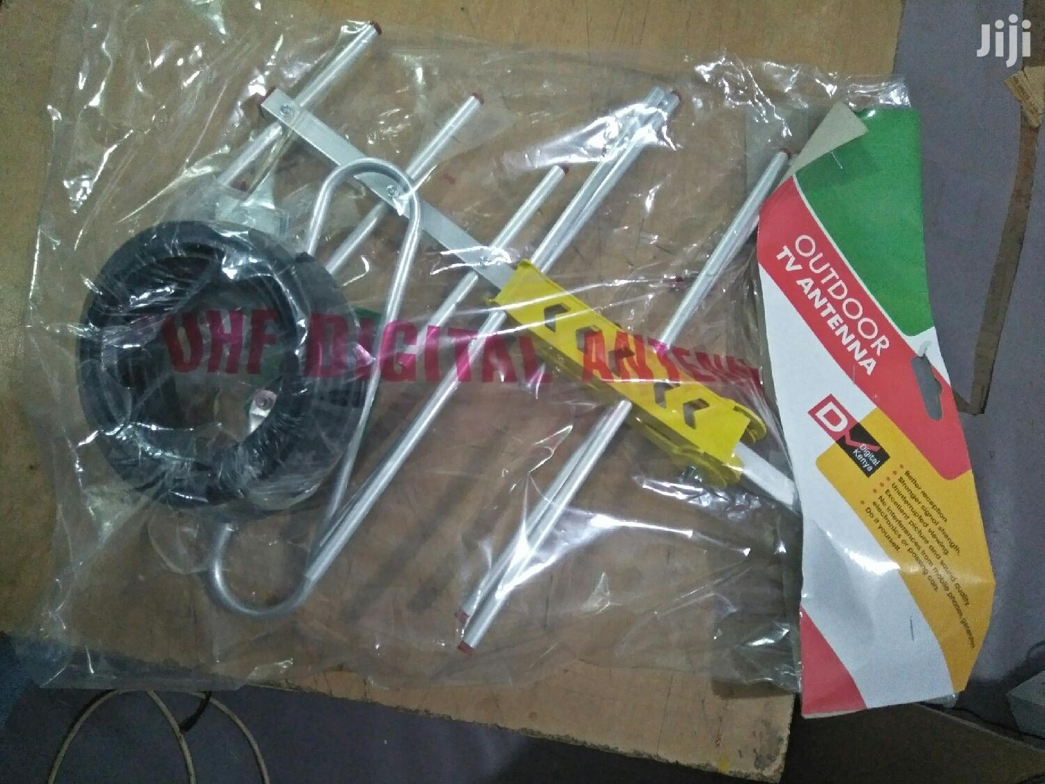 TV Aerial Outdoor   Accessories & Supplies for Electronics for sale in Nairobi Central, Nairobi, Kenya