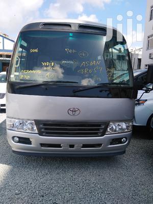 Toyota Coaster 2013 Silver   Buses & Microbuses for sale in Mombasa, Mvita