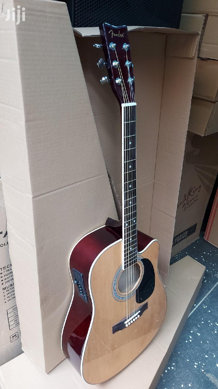 Original Fender Semi Acoustic Guitar | Musical Instruments & Gear for sale in Nairobi Central, Nairobi, Kenya