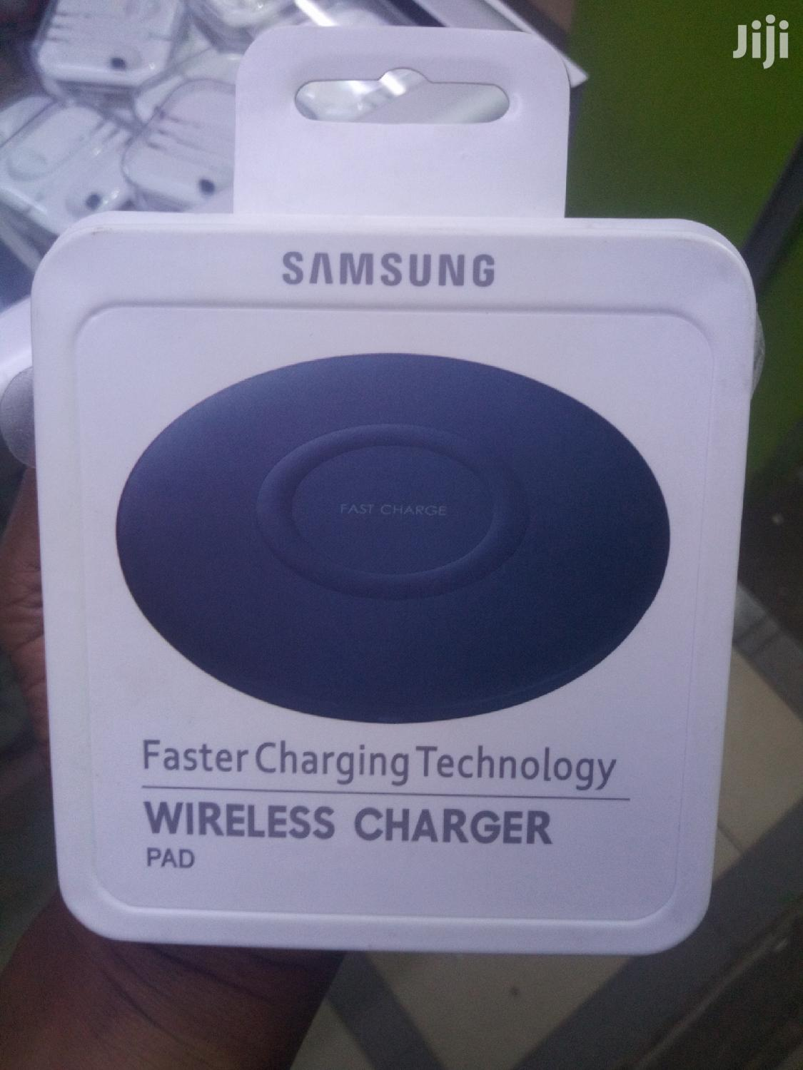 Samsung Wireless Charger Faster Charging Technology | Accessories for Mobile Phones & Tablets for sale in Nairobi Central, Nairobi, Kenya