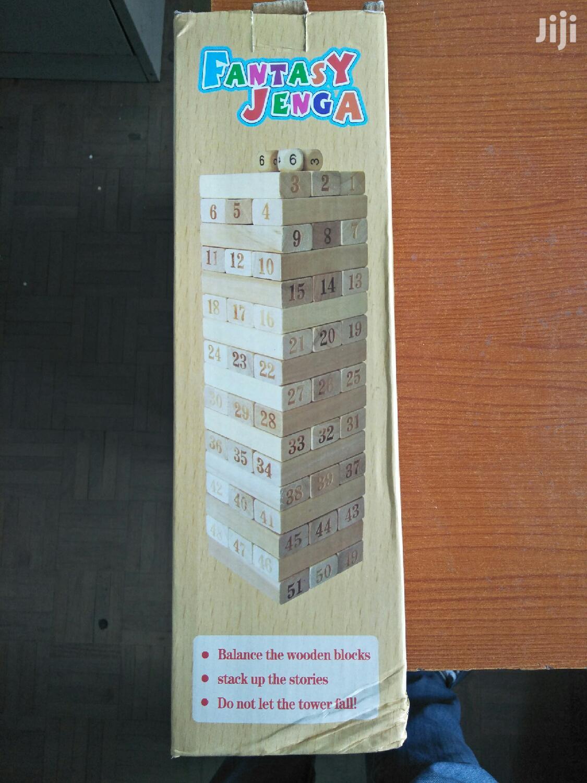 Jenga (Fantasy Jenga) | Books & Games for sale in Nairobi Central, Nairobi, Kenya