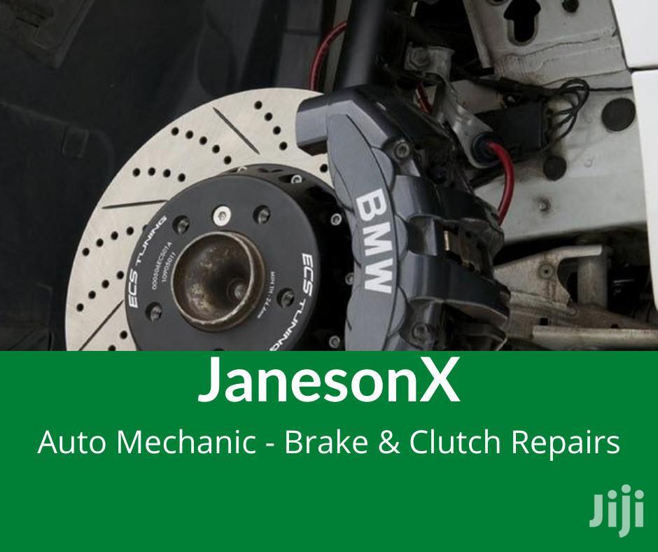 Archive: Auto Mechanic - Brake & Clutch Repairs