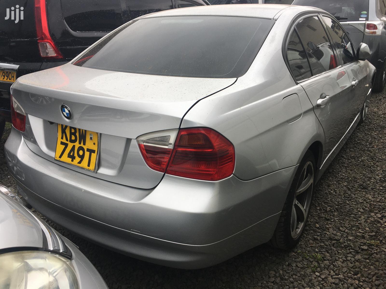 BMW 320i 2008 Gray | Cars for sale in Kilimani, Nairobi, Kenya