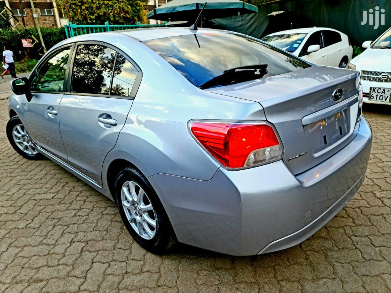 Subaru Impreza 2013 Gray | Cars for sale in Kilimani, Nairobi, Kenya