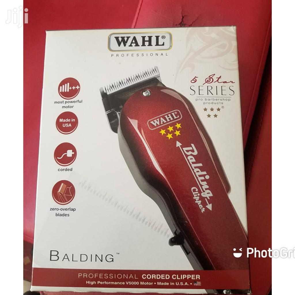 WAHL Shaving Machine Available
