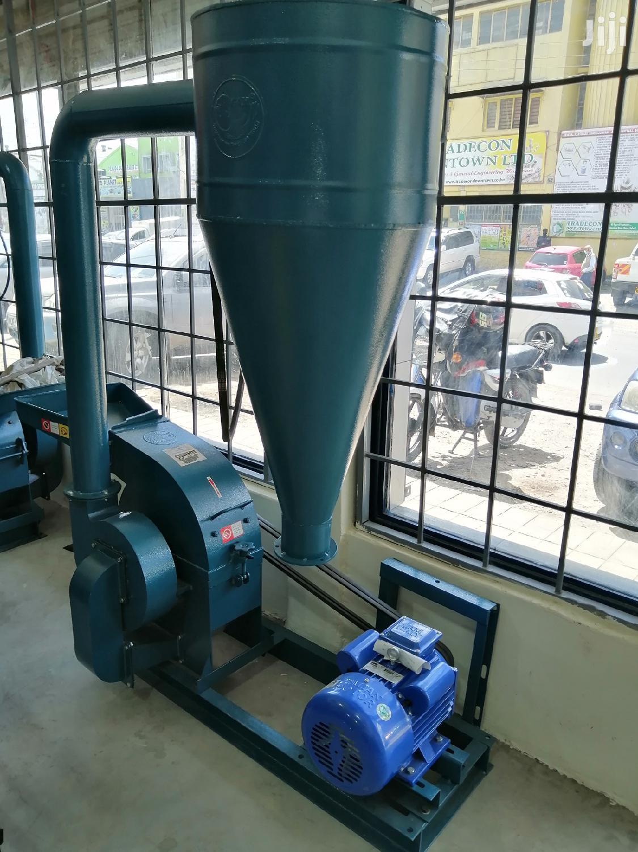 Rhino Posho Mill 3 Phase Phase 7.5 HP With Rhino Italy Motor | Farm Machinery & Equipment for sale in Nairobi Central, Nairobi, Kenya
