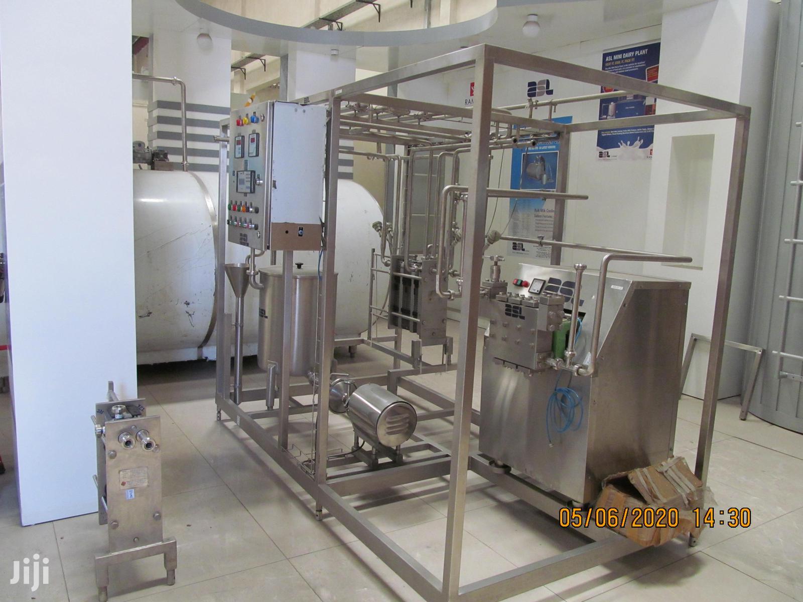 Mini Dairy Plant