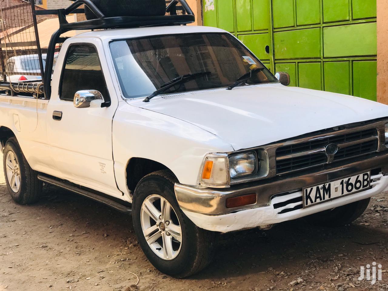 Kelebihan Toyota Hilux 1997 Spesifikasi