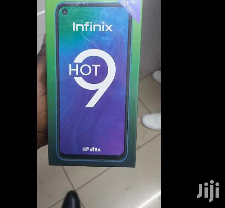 New Infinix Hot 9 Play 32 GB