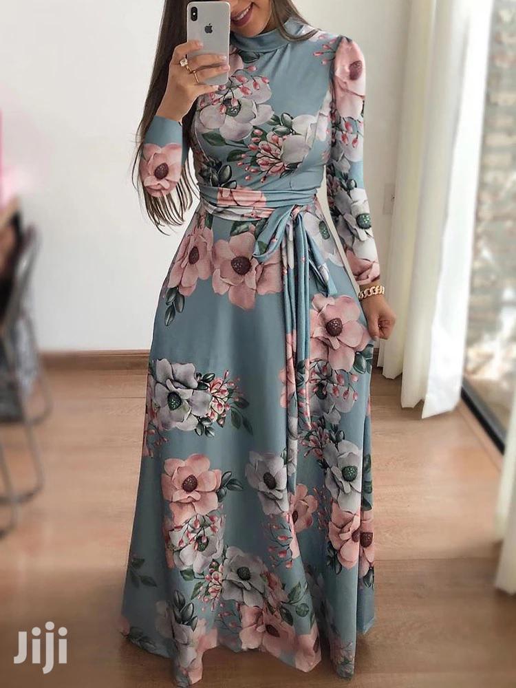 Maxi Ankle- Length Long Dress | Clothing for sale in Nairobi Central, Nairobi, Kenya