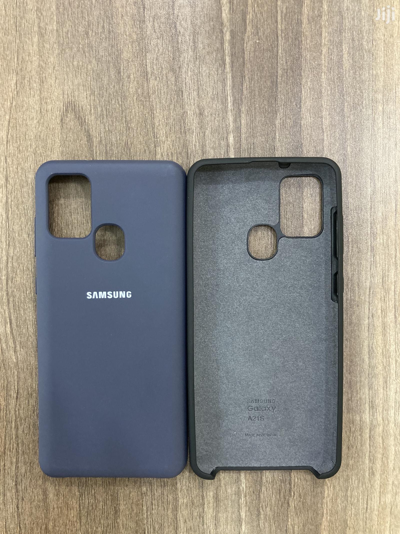 Samsung Galaxy A21s Silicone Cases