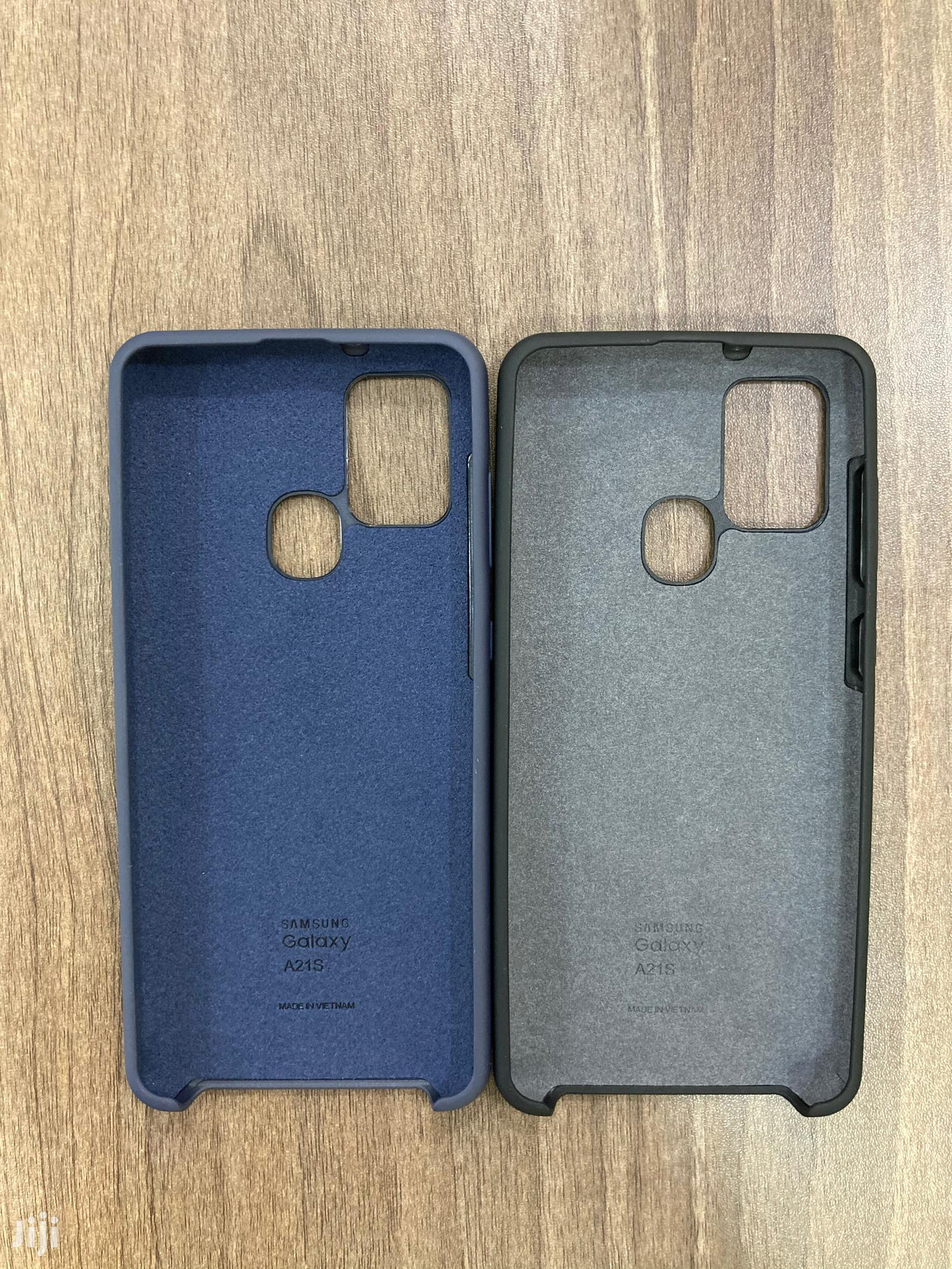 Samsung Galaxy A21s Silicone Cases | Accessories for Mobile Phones & Tablets for sale in Nairobi Central, Nairobi, Kenya