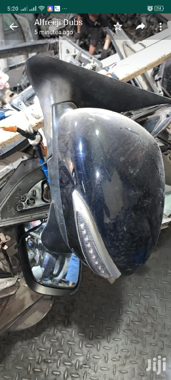 Toyota Juke Sidemirror With Indicator