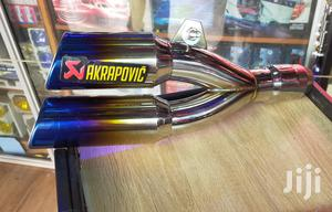 Akrapovic Exhaust Double Tip | Vehicle Parts & Accessories for sale in Nairobi, Nairobi Central