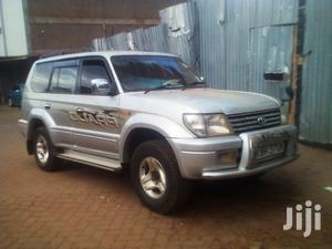 New Toyota Land Cruiser Prado 2001 TX Gray