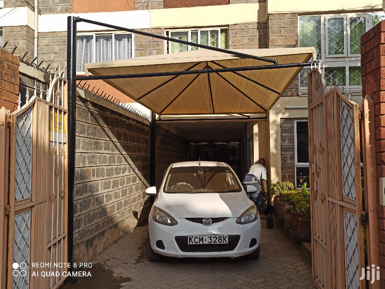 Nairobi Car Parking Shades.