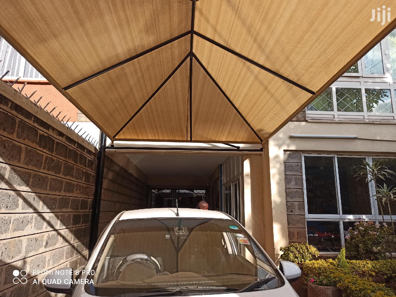 Nairobi Car Parking Shades. | Building & Trades Services for sale in South C, Nairobi, Kenya