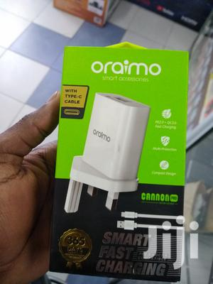 Oraimo Type C Fast Charger Brand New Sealed | Accessories for Mobile Phones & Tablets for sale in Nairobi, Nairobi Central