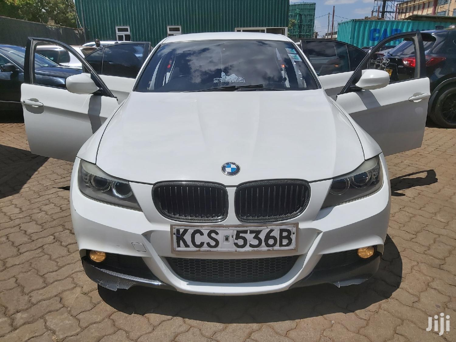 BMW 320i 2011 White | Cars for sale in Kilimani, Nairobi, Kenya