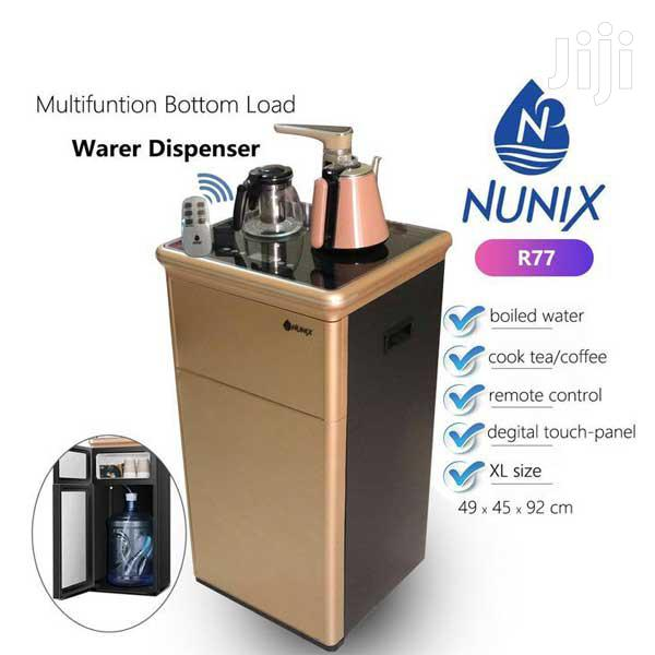 Archive: Nunixbottom Load Remote Controlled Water Dispenser