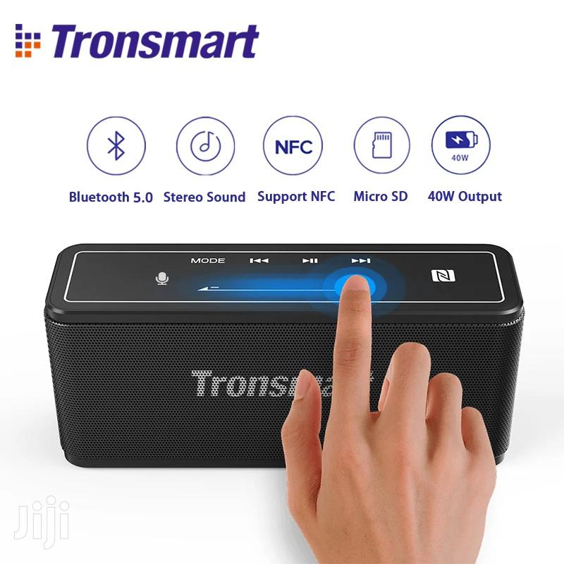 Tronsmart Mega 5.0 Bluetooth Speaker 40W -15hrs Playtime