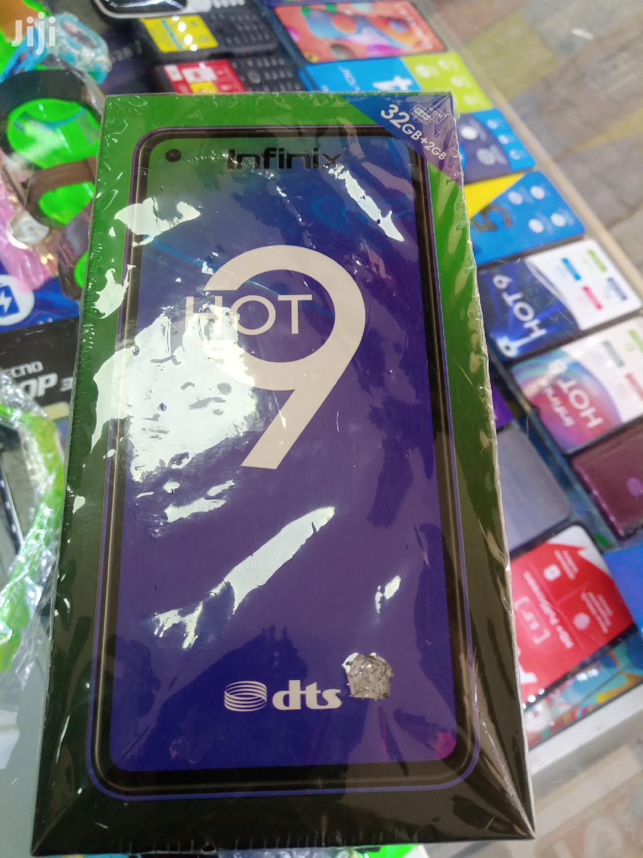 New Infinix Hot 9 32 GB Blue
