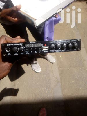 Brand New Boschman Equalizer Wth Usb And Bluetooth | Vehicle Parts & Accessories for sale in Nairobi, Nairobi Central