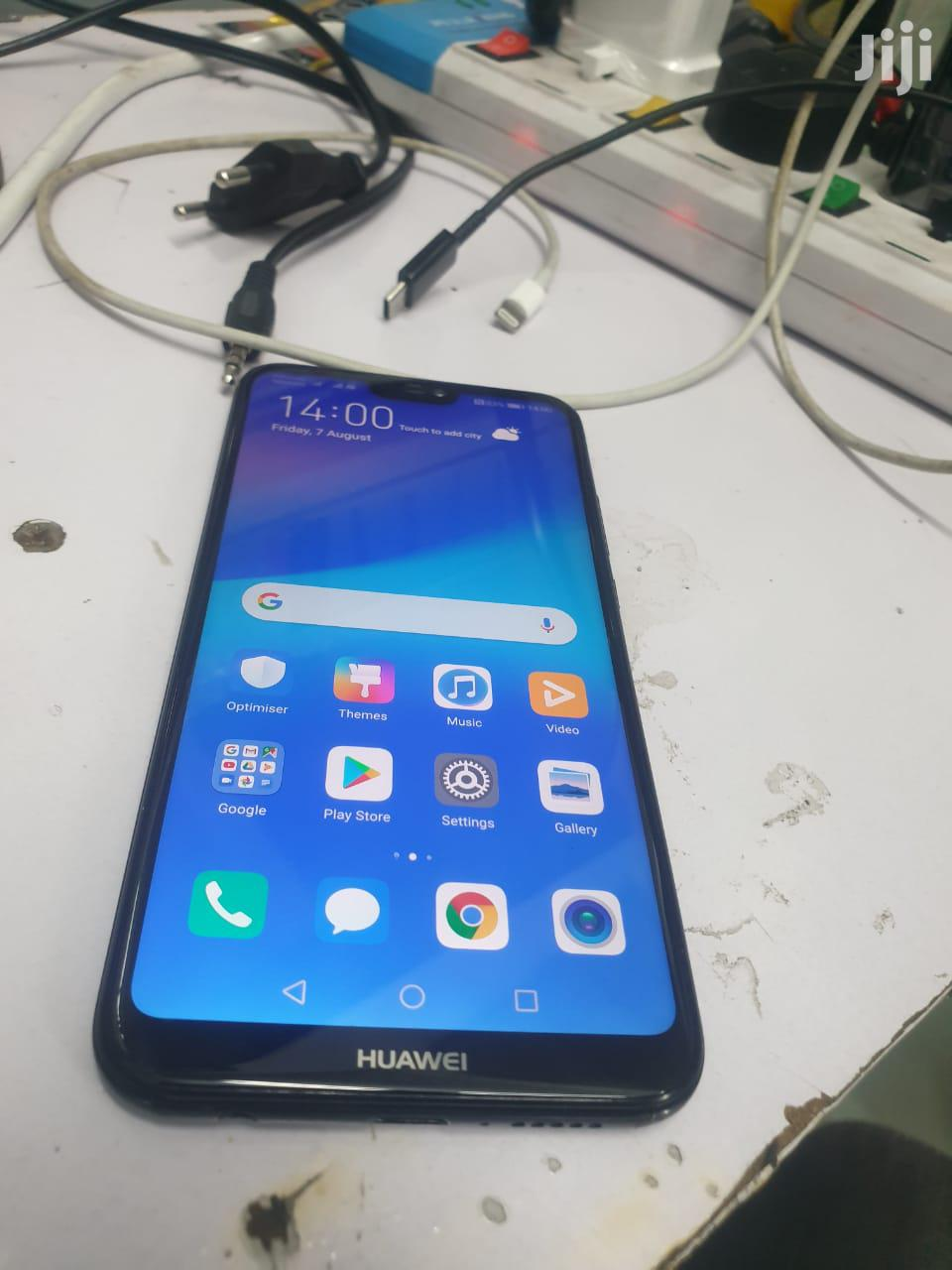 Archive: Huawei P20 128 GB Black