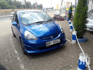 Honda Fit 2007 Blue
