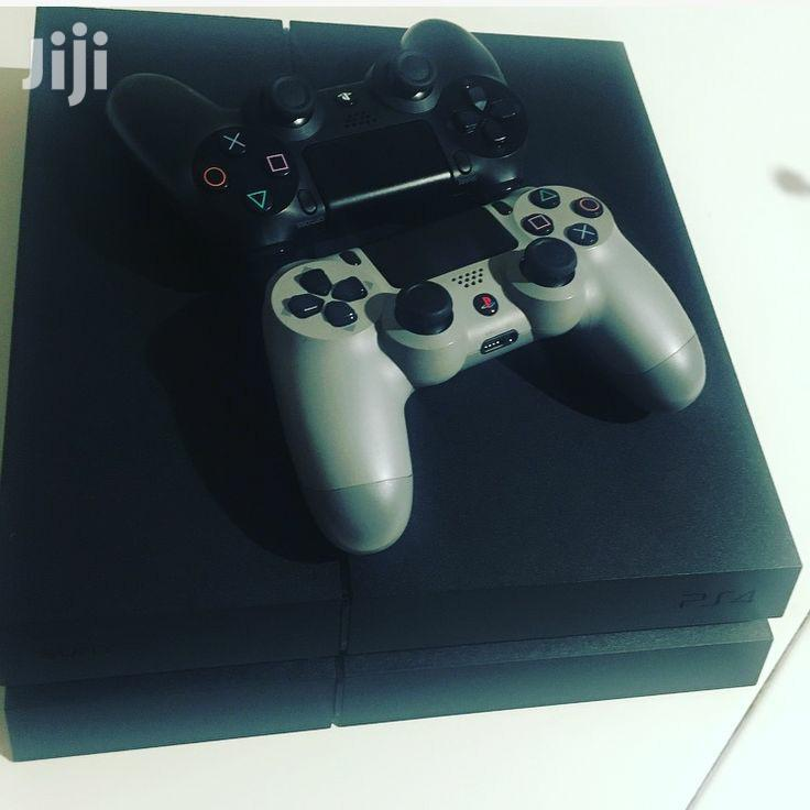 Playstation 4 Console for Grabs