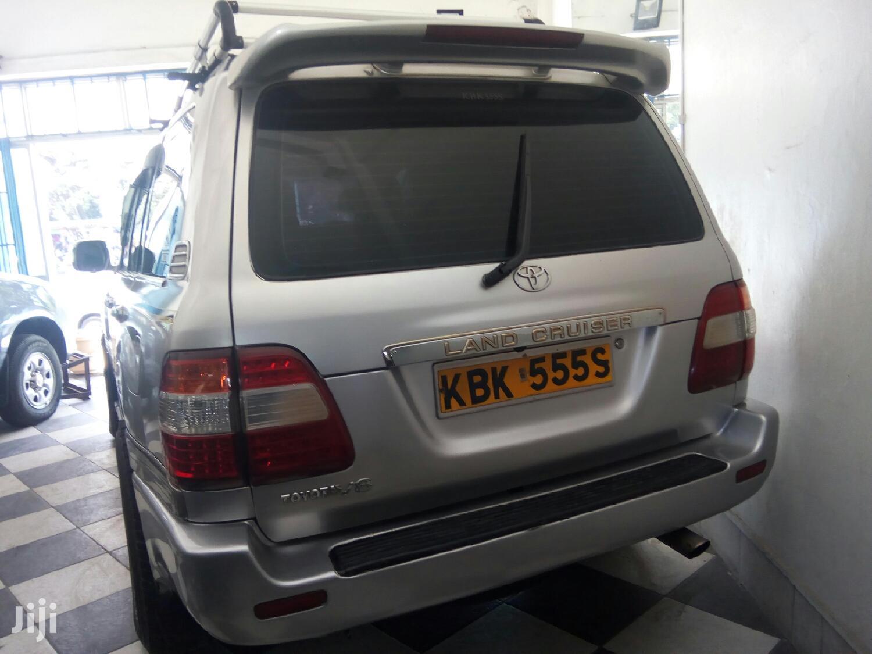 Toyota Land Cruiser Prado 2003 Silver | Cars for sale in Mvita, Mombasa, Kenya