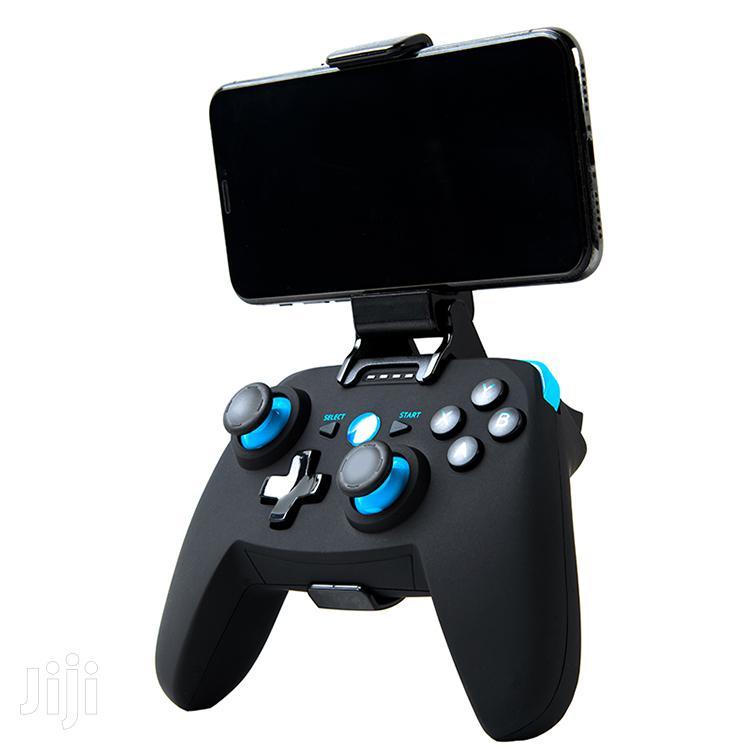Hot Wireless Cellphone Joystick Game Controller Gamepad Blue