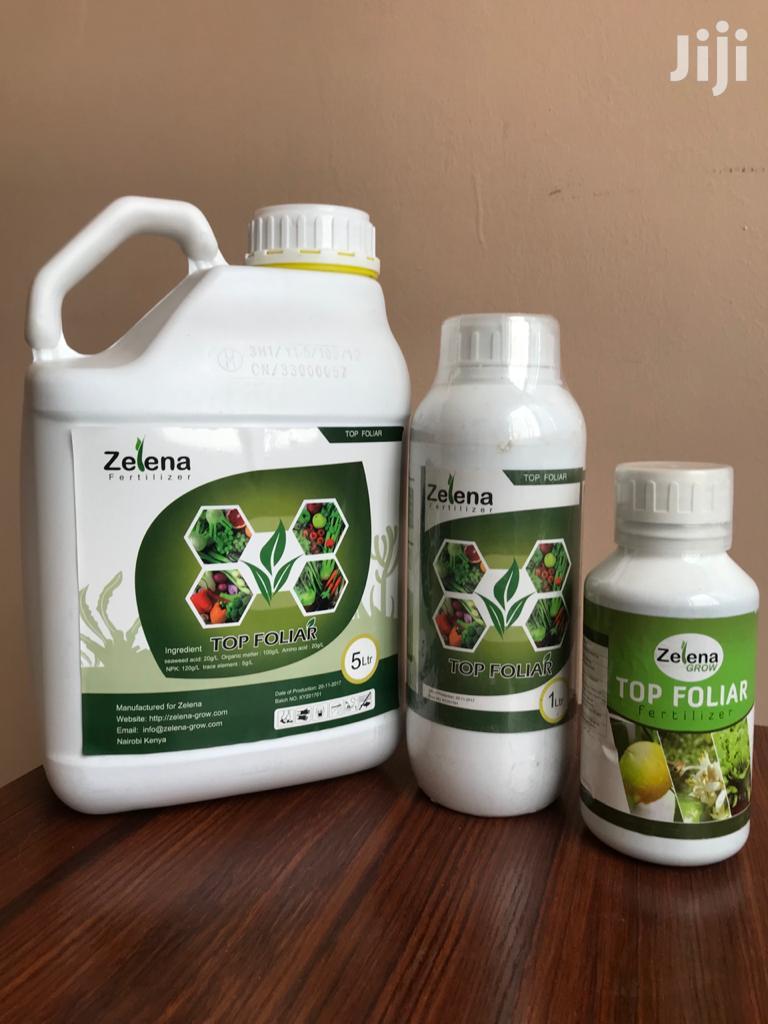 Top Foliar (500ml Fertiliser)