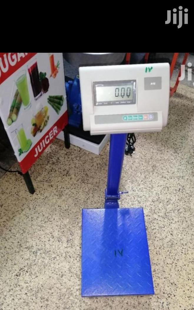 Gas Weighing Scale