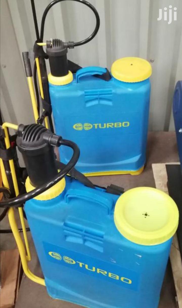 Heavy Duty Manual Knapsack Sprayer
