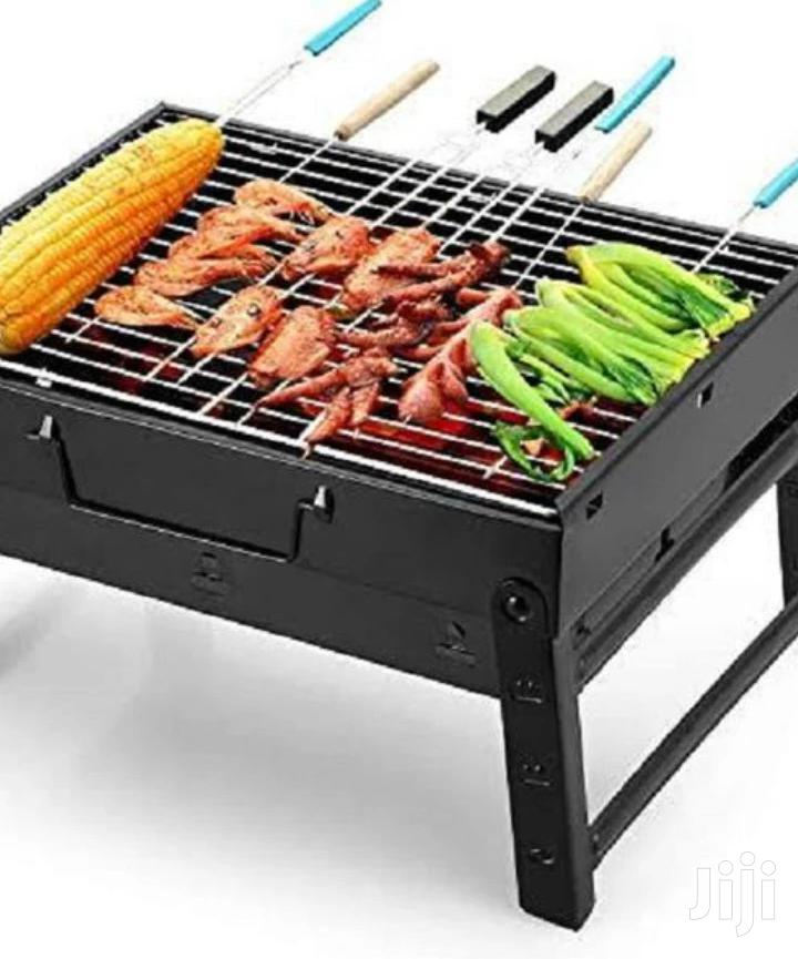Topquality Charcoal Portable Grill