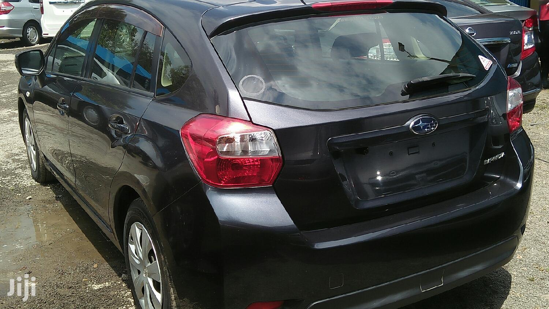 Subaru Impreza 2012 Gray | Cars for sale in Kilimani, Nairobi, Kenya