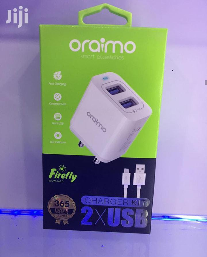 Oraimo Charger 2n1