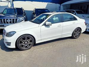 Mercedes-Benz C200 2013 White | Cars for sale in Mombasa, Mvita