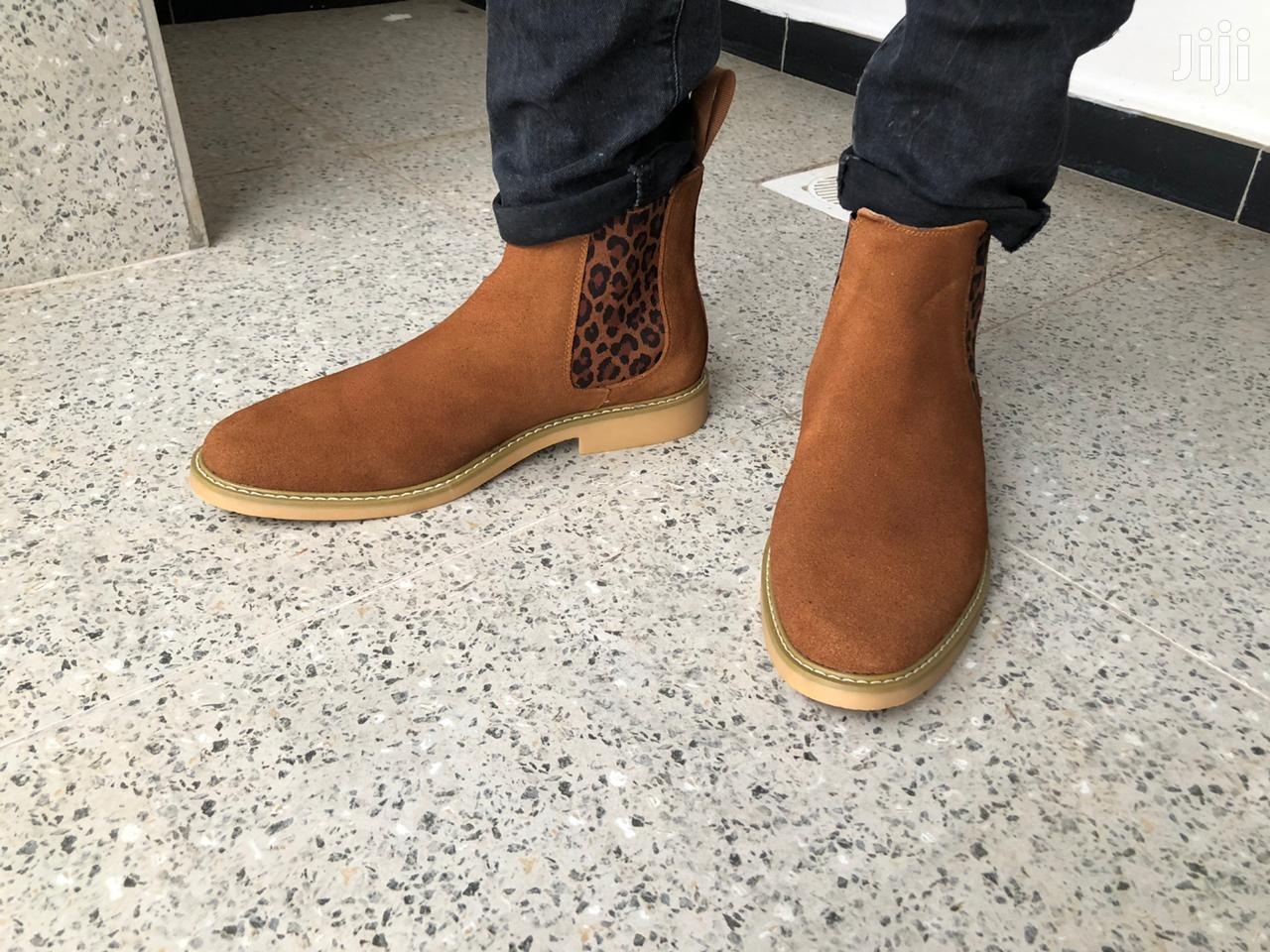 Archive: Quality Suede Boots